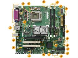 T3604 T5224 W3604 W3609 | Emachines Coryville 2 Motherboard D945G