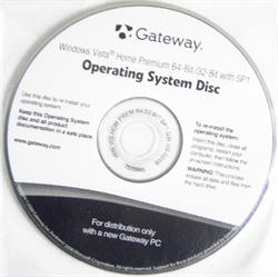 gateway recovery cd